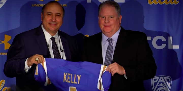 The Best Quotes From Chip Kelly's Introductory Press Conference At UCLA